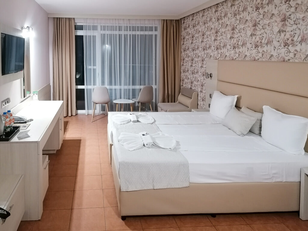 Lovely, lovely room